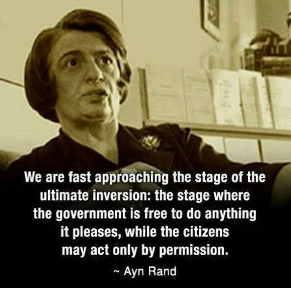 ayn rand government