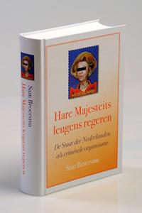 Het vuistdikke boek waarin Boersma alle zaken openbaar maakt, die nodig zijn om derden inzicht in zijn zaak te geven.