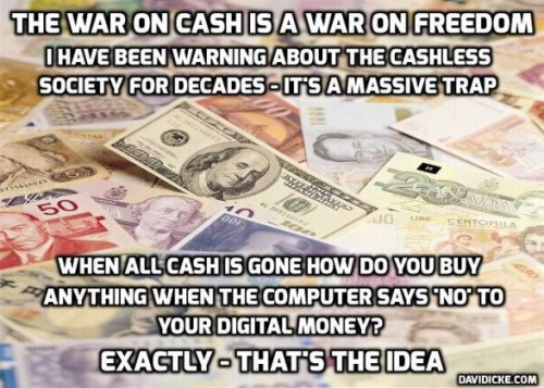 cash money david icke