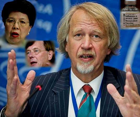 """Wolfgang Wodarg, de voorzitter van het gezondheidcommittee van de Europese Raad. """"Wij hebben een fake-epidemie gehad"""". Lachen Chan en Osterhaus in hun vuistje?"""