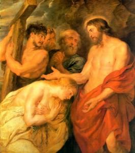 Maria Magdalena onlosmakelijk verbonden met Heilige Graal