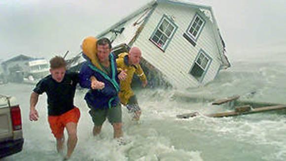 Hurricanes zullen in de nabije toekomst ons leefgebied meer en meer binnendringen.