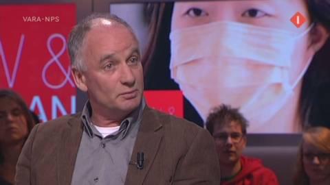 """Roel Coutinho: """"HET IS HEEL ONDUIDELIJK WAAR HET H1N1-VIRUS IS ONTSTAAN"""""""
