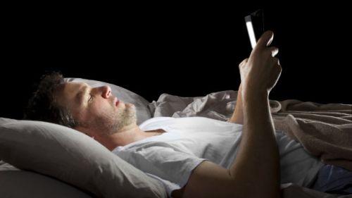 e-reader sleep
