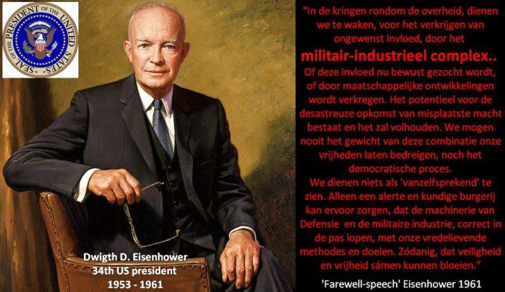 eisenhower-farewell-speech-militairy-industrial-complex