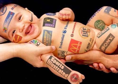 Geboren als consument en object van entertainment?
