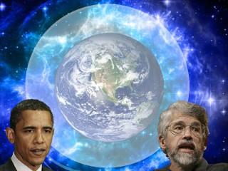 Knutselen aan het klimaat op Aarde.. Het wordt serieus overwogen en geadvisserd door fysicus Holdren.