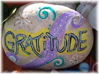 Je intentie richten op 'Dankbaarheid' ontsluit nieuwe krachten, die je (intenser) verbinden met alles om je heen.