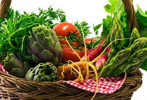 groentenenfruitmand