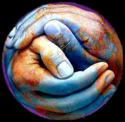 Als wij als bewoners van de Aarde onze handen niet ineen slaan, zal de Aarde uitputtingsverschijnselen gaan vertonen.