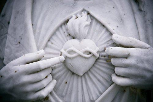 heart ivory