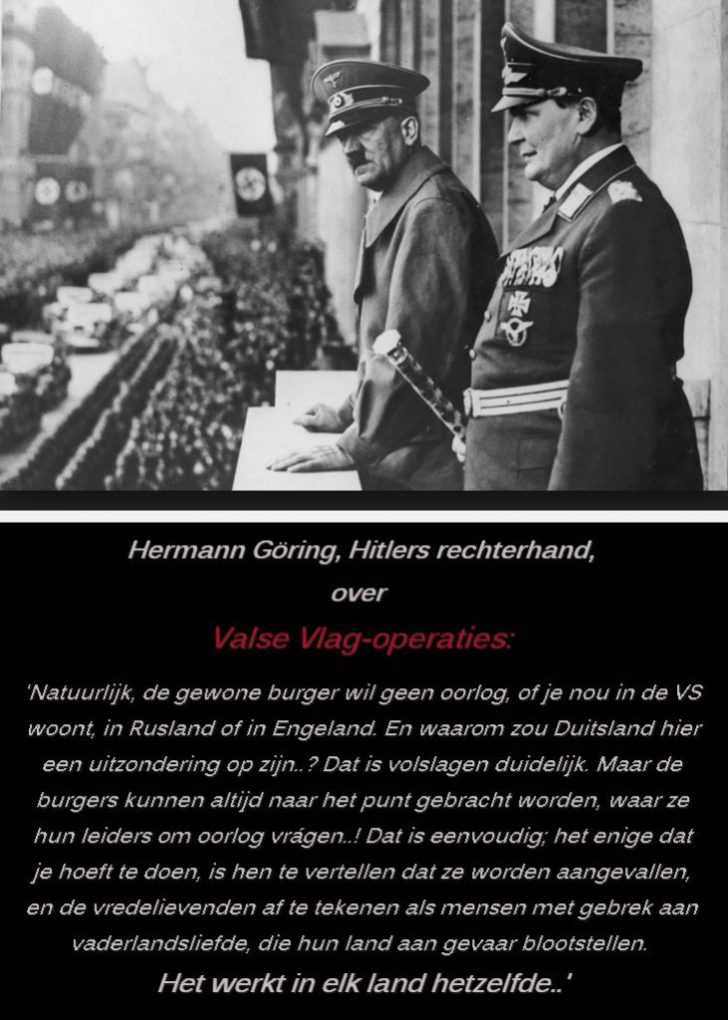 hermann goering valse vlag