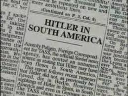 hitler south america