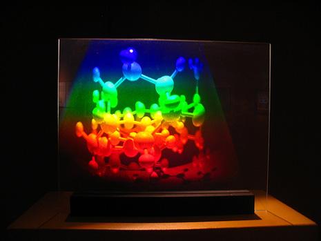 Een compleet holografische wereld