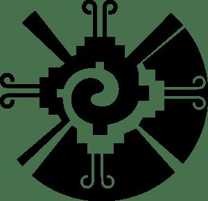 Hunab Ku, het hart van de melkweg, zoals vooral gesymboliseerd door de Maya's.