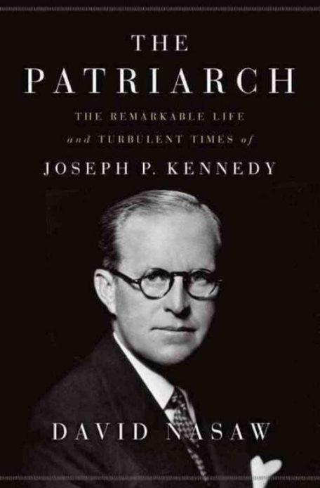 Joe Kennedy, de stamvader van de Kennedy-dynastie.