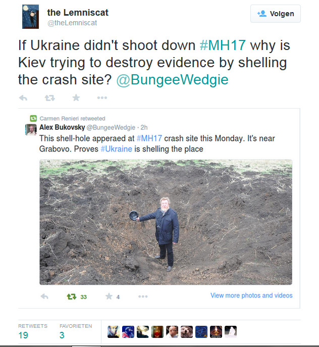 kiev shelling mh17 place