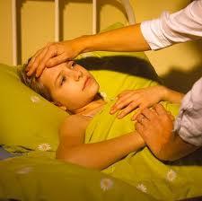 Een koortsig kind, een zegen in vermomming..! Het lichaam groeit in weerstand!