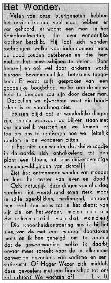 krantenbericht 1 buurtkrant Haarlem