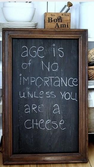 leeftijd kaas