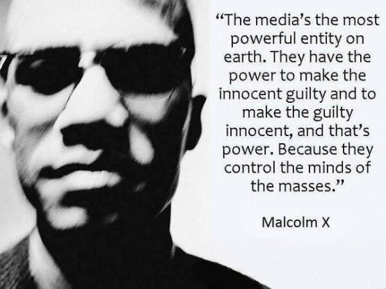 malcom X media