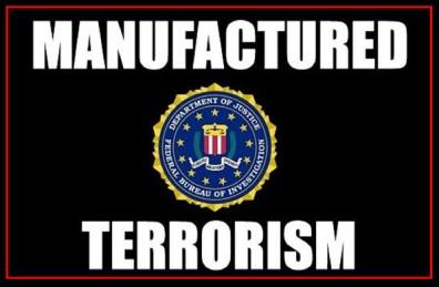 manufactured terrorisme