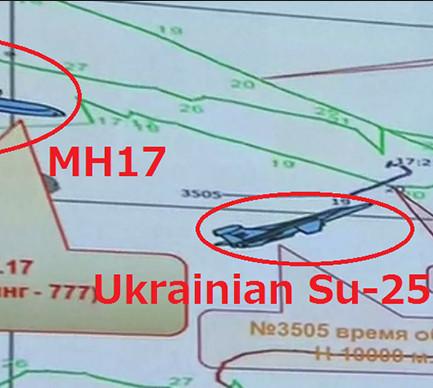 mh17 SU25