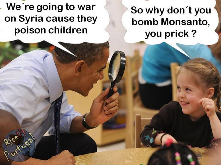 obama monsanto