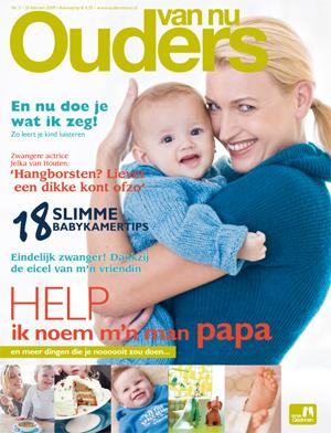 Mensen zoeken een neutraal advies bij een tijdschrift als 'Ouders van Nu'.