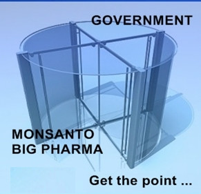 tja, zoals Monsanto in staat is om de draaideur-politiek te gebruiken, waarbij functionarissen van Monsanto een tijdje naar de overheid gaan om wetten-en-regels te maken/veranderen, zo blijkt ook steeds meer de farmaceutische industrie deze 'tactiek' over te nemen..