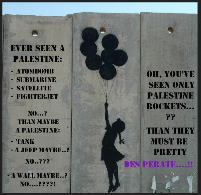 palestine wall questioning