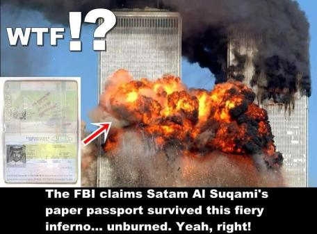 passport 911 found ground zero