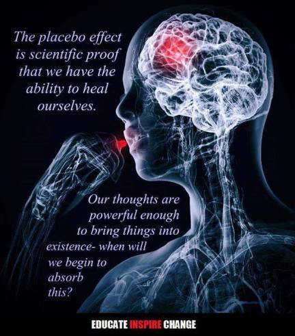 Het door de 'anti-kwak' vaak aangehaalde bewijs van de placebo die niet werkt, wordt hen ook al ontnomen.. (klik voor artikel!)
