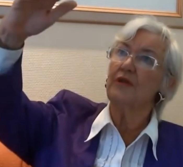 De persoonlijke visie van Rauni Leena Kilde Luukanen was gebaseerd op haar enorme kennis, ervaringen en voorschrijdende inzichten.
