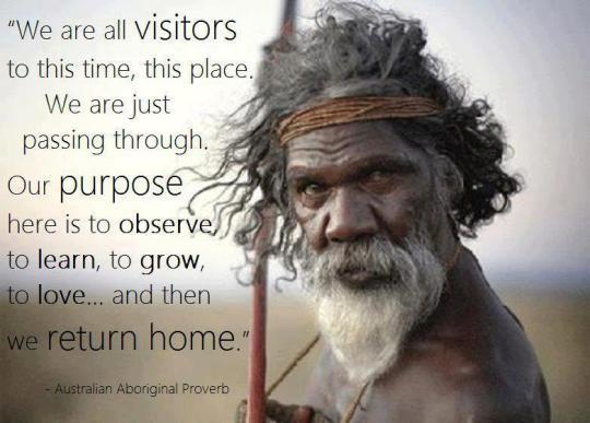 reincarnation aboriginals