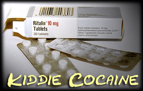 ritalin kiddie cocaine