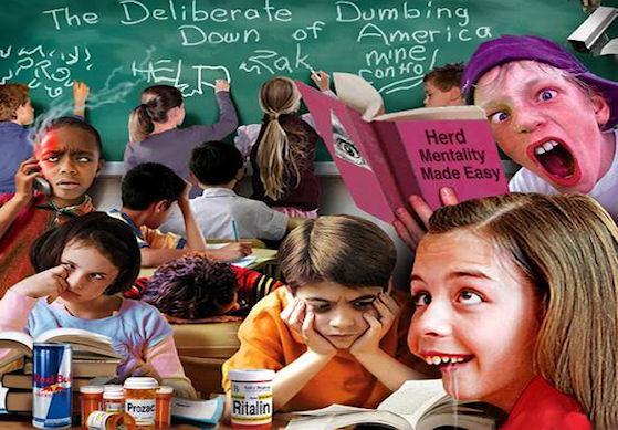 Ritalin maakt kinderen dommer..