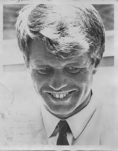 Robert Kennedy, visionair!