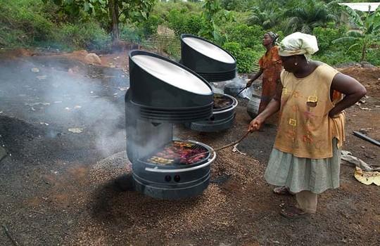 solar cooker 1 WILSON