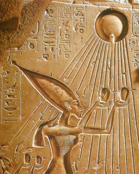 solar prayer ancient