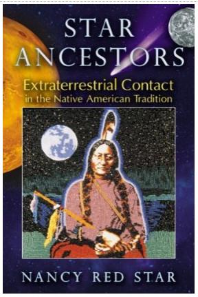 Een boek over de verzwegen relatie van de native Americans met buitenaardsen laat zien, hoe verzwegen de buitenaardse realiteit feitelijk is..!! (klik voor lead)