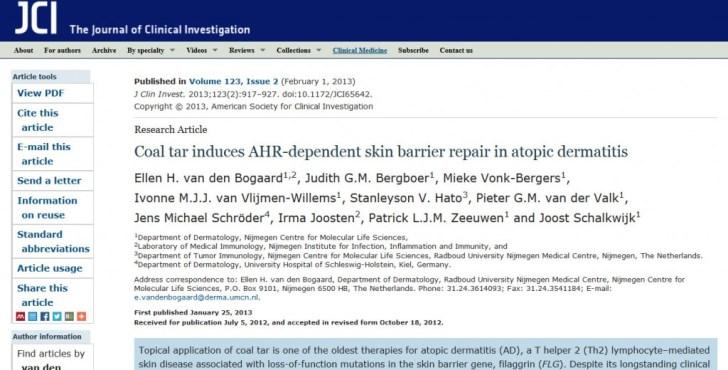 De publicatie van het wetenschappelijke artikel vind je door op de illustratie te klikken