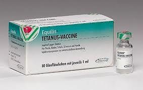 tetanus vaccin
