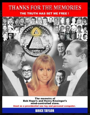 De cover van het originele boek van Brice Taylor