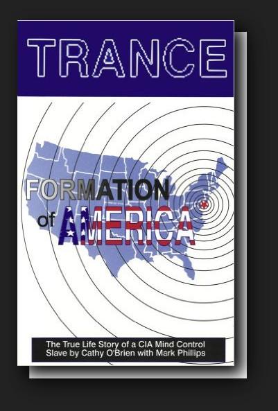 trance cathy obrien boek cover