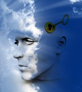 De ongelooflijke kracht van onze geest is in staat het lichaam op slot te zetten; de sleutel hebben we DUS ook altijd bij de hand om onze geest te bevrijden..