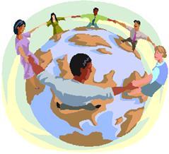 Verschillen tussen mensen in de wereld duiden op een onderliggende eenheid...