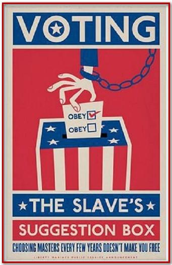 voting slave box