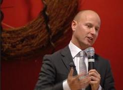Europarlementariër VVD-er Mark Verheijen