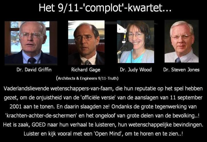 wetenschappers 911